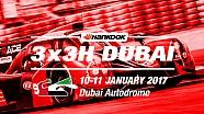 Live: Dubai 2017 3x3H | Prototipi - Gara 3