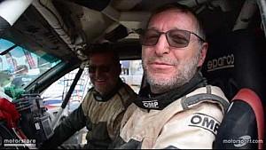 Dakar 2017, i gemelli De Lorenzo all'arrivo