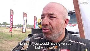2017达喀尔拉力赛-科罗内尔车队第十二赛段全纪录