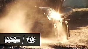 Rallye Monte-Carlo 2017: Shakedown
