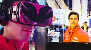 Lucas Di Grassi fra droni e realtà virtuale