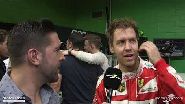 ROC: Derek D with Sebastian Vettel - Nations Cup Win