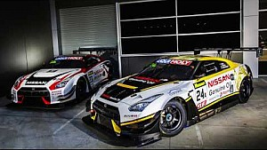 Nissan Genuine Oils takes primary sponsorship of #24 Nissan GT-R NISMO GT3