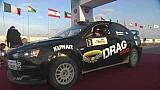 رالي قطر الدولي 2017: منصة التتويج