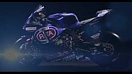 Launching Pata Yamaha Official WorldSBK YZF-R1 2017