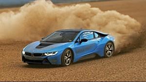 BMW i8 in Nevada