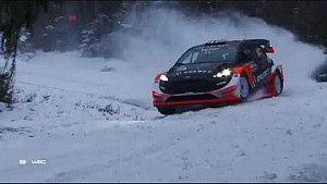 2017 Rally Sweden - Day 1