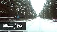 Ралли Швеция: онборд Мадса Остберга на шейкдауне