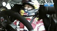 Les sorties de Loeb et Ogier au Rallye d'Australie 2011
