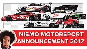 NISMO 2017 Motorsport Announcenent: NISMO News!