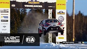 Rally Sweden 2017: Winner Jari-Matti Latvala