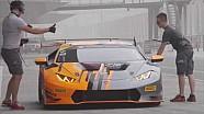 Lamborghini Super Trofeo Middle East - Round 2 Dubai Autodrome