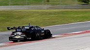 Mercedes beim DTM-Test in Portimao