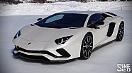 First Look: Lamborghini Aventador S LP740-4