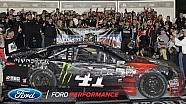 Kurt Busch and Ford Stewart-Haas Racing Claim 2017 Daytona 500 | NASCAR | Ford Performance