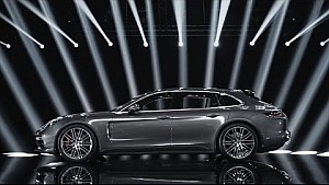 The new Panamera Sport Turismo – Design