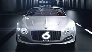 Introducing the Bentley EXP 12 Speed 6e concept