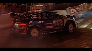2017WRC-墨西哥拉力赛-第一天精彩集锦