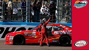 Recap: Allgaier hot in Phoenix