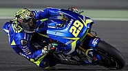 Les essais MotoGP du Qatar avec Suzuki