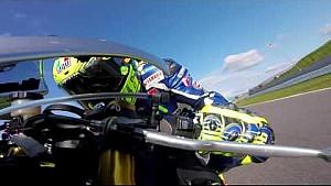 Valentino Rossi startet in die neue MotoGP-Saison