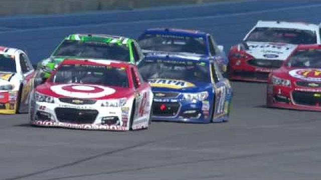 NASCAR Cup Recap: Larson sweeps California weekend