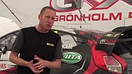 Andrew Coley ile RX padoğunda bir tur
