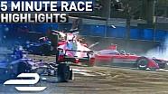 Mexico City ePrix yarış özeti