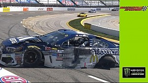 Martinsville: Crash von Jamie McMurray