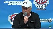 Penske gana su inicio 1000 en NASCAR