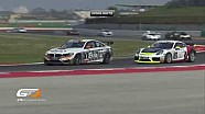 Hoogtepunten GT4 European Series - Race 2 Misano