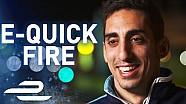 E-quick fire: Sébastien Buemi