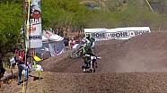 MXGP de León - México MXGP Carrera 1 Accidente de Clement Desalle #Motocross