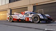 WEC - Toyota si prepara a sfidare Porsche