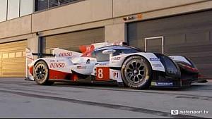 Toyota prepares for Porsche challenge