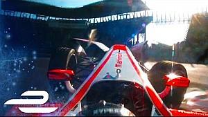 ePrix di Città del Messico: gli incidenti