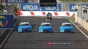 WTCC - First blood for Volvo in Marrakech