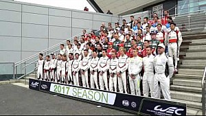 2017 WEC's family picture