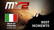 MXGP de Trentino 2017 MX2 mejores momentos #motocross