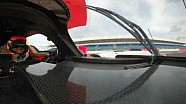Onboard In LMP2 car TDS Racing in 360 degree!