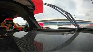فيديو بتقنية 360 درجة على متن سيارة