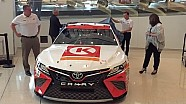 JGR No. 20 team partners with Circle K
