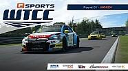 eSports WTCC | Round 01 – Monza