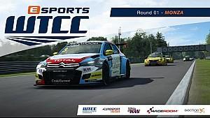 eSports WTCC | 1. Yarış – Monza
