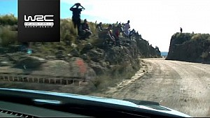 Rallye Argentinien: Onboard mit Paddon