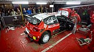 Zeitraffer: Citroën repariert