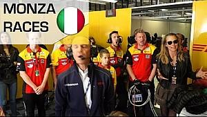 Hoogtepunten: Tom Coronel in WTCC Monza