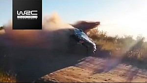 Rally Argentina 2017: (No) Crash Thierry Neuville in SS10