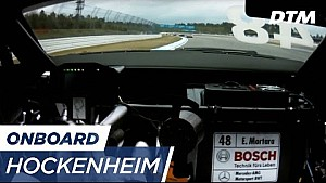 DTM Hockenheim 2017 - Edoardo Mortara (Mercedes-AMG C63 DTM) - Re-ive onboard (race 2)