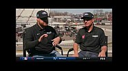 NASCAR RaceDay feature on Clint Bowyer and spotter Brett Griffin